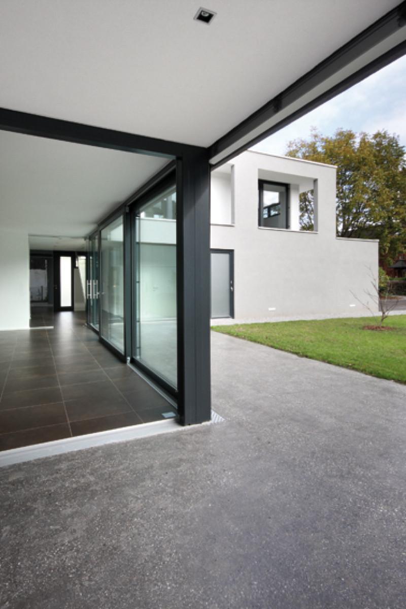 Kunststofffenster anthrazit innen  Produkte - Fenster - Holz-Alu - Gaulhofer-Fachpartner Gebrüder ...